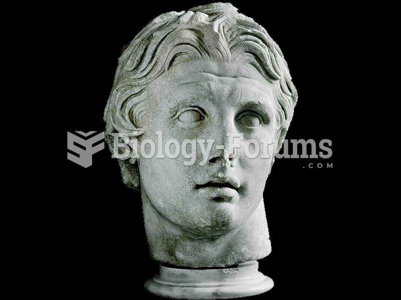 Alexander the Great, head from a Pergamene copy.