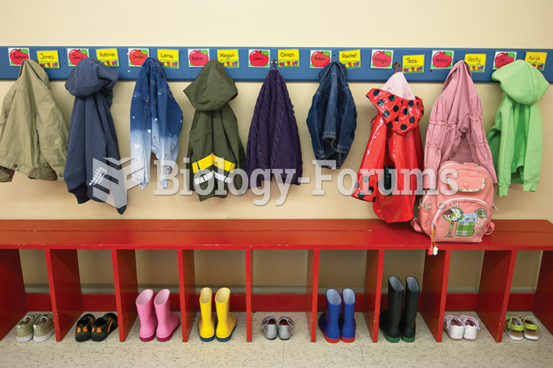 Providing structure and organization in the child's environment may aid the development of ...