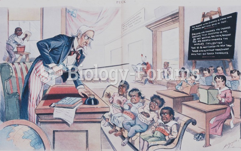 Cartoon of Uncle Sam teaching states in Puck