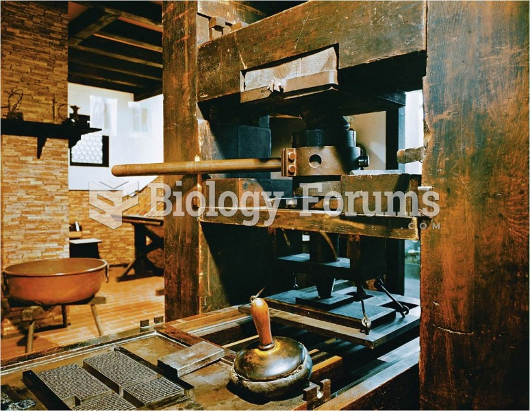 Like most world-changing inventions, the printing press of fifteenth-century Europe took advantage o