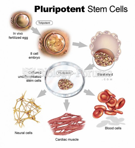 Types and characteristics of stem cells for culture