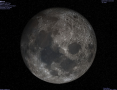 A very high-resolution texture of the Moon, including a normal map