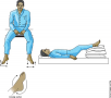 Exercises to improve circulation to the lower extremities.