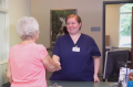 The tone of the nurse-patient introduction sets the stage for the patient interview and patient care