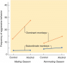 Alcohol, Mating, and Aggressive Behavior in Monkeys