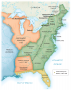 The United States and Its Territories,  1787–1802
