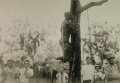 On May 15, 1916, after deliberating for one hour, an all-white jury in Waco, Texas, found seventeen-