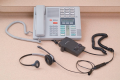 Choose the telephone unit that offers the features needed in your office.