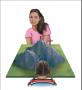 Piaget's Test for Egocentric Perspectives on Children