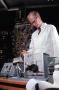B. F. Skinner documented how operant conditioning changes behavior.