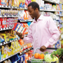 Healthier choices can be made when time is taken to read a nutrition label.