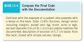 Compare the Final Code with the Documentation