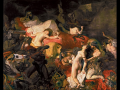 Eugène Delacroix, The Death of Sardanapalus.