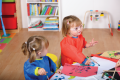 For the 2-year-old, encounters with peers provide valuable practice in communication and social ...