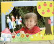 """In pretend play, toy figures and animals """"come to life"""" and interact with each other."""